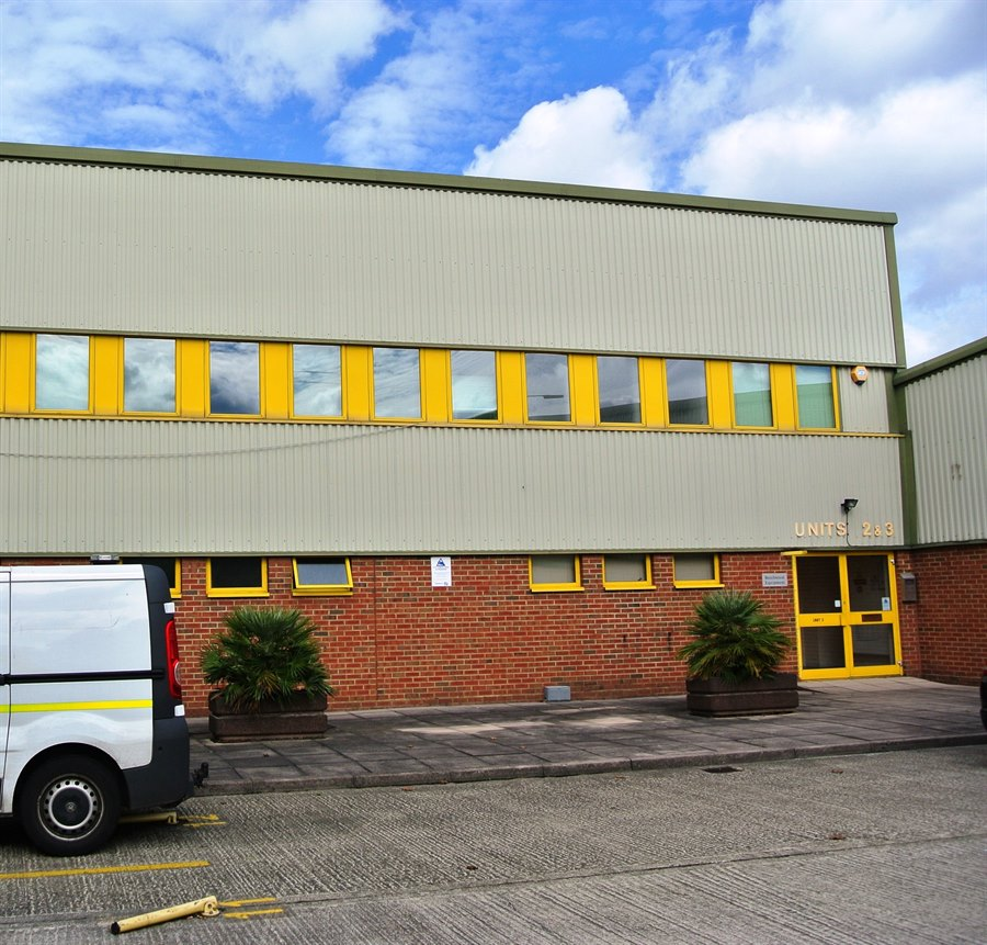 Unit 2, River Mole Business Park, Mill Road, KT10 8BJ