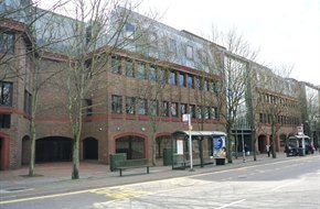 Conquest House, Wood Street, Kingston upon Thames, KT1 1TG