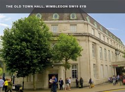 The Old Town Hall, The Broadway, GB Wimbledon, London, SW19 8YB