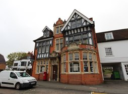 The Old Post Office, 81 High Street, Esher, KT10 9QA