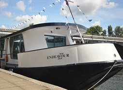 Endeavour II, Becketts Wharf, Lower Teddington Road, Kingston upon Thames, KT1 4ER